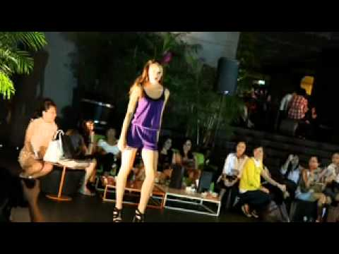 Les Affaires- Naughty & Nice Fashion show 2010