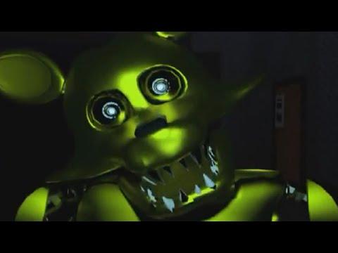 СКРИМЕР ЗОЛОТОГО ФОКСИ! - Fredbear's Pastaria - Golden Foxy Jumpscare