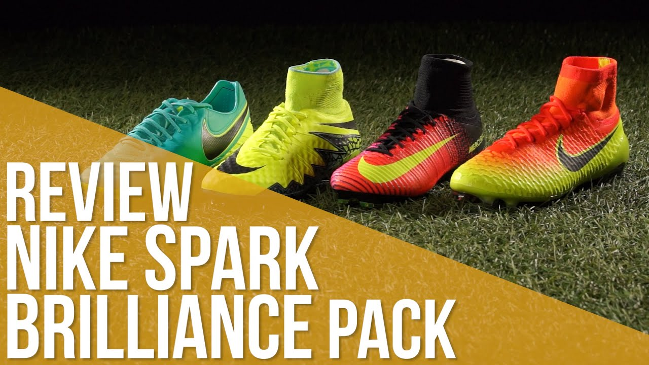 Review Nike Spark Brilliance Pack - YouTube b28abf0fd541a