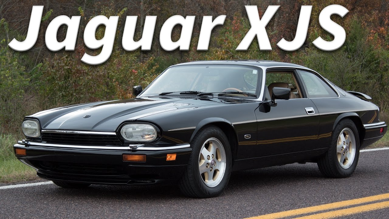 Jaguar Xjs V12 >> The Best '90s Jaguar overall? || 1994 Jaguar XJS V12 Coupe || Full Tour & Start Up - YouTube