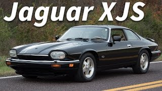 The Best '90s Jaguar overall? ||  1994 Jaguar XJS V12 Coupe || Full Tour & Start Up
