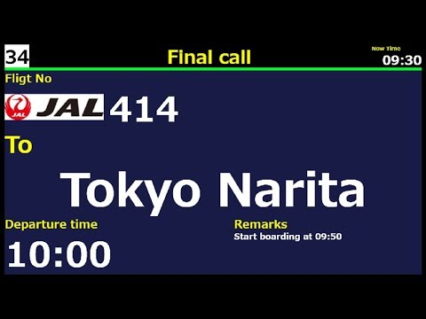【P3Dv4.1 VATSIM】International Flight JAL414 Helsinki to Narita vol.1