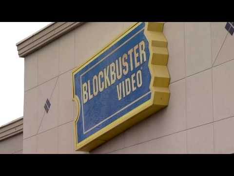 The last Blockbuster Video in Texas is closing