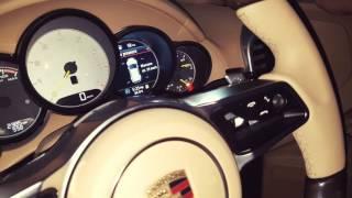 reset low tire pressure light porsche cayenne 2016   reset tmps