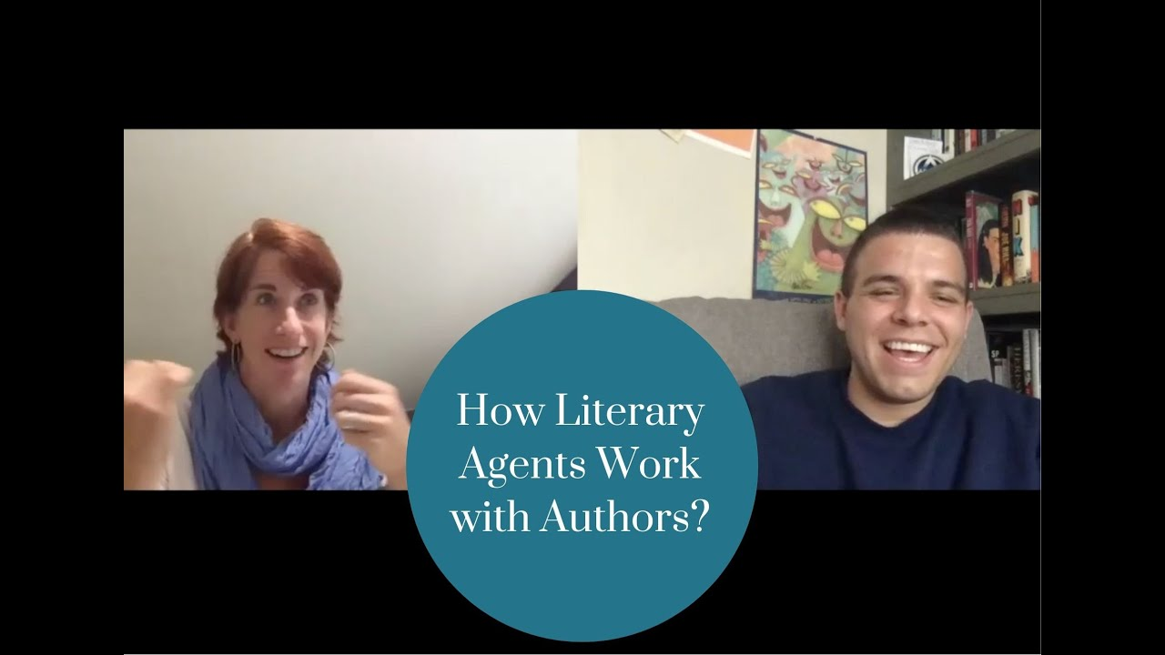 How Does a Literary Agent Work with the Author?