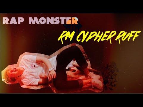 [Sub Español|Han|Rom] Rap Monster | Cypher Ruff