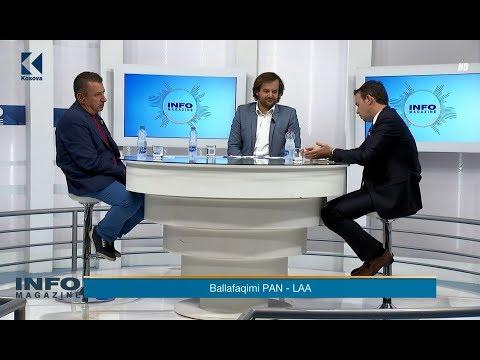 Info Magazine – Tomë Gashi, Dardan Islami – 27.07.2017 – Klan Kosova