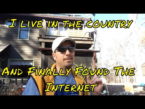 Rural Internet Options: The Good, Bad, & Ugly