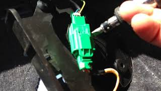 Peugeot 307 - Airbag seat connection - Electronical -DIYChannel