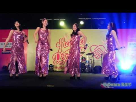 JKT48 - Dangdut performance HS Maeshika Mukane
