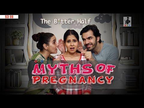SIT | The Better Half | MYTHS OF PREGNANCY | S3E6 | Chhavi Mittal | Karan V Grover