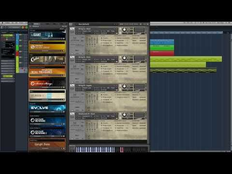 Cubase Tutorial: Score Editor and Spitfire Albion I