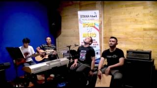 Gambar cover ISTANA NADA ACOUSTIC (HOME - MICHAEL BUBLE)