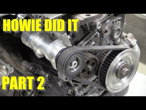 Howie Did It - Machining the flexi-shaft auxiliary drive. Part 2