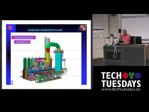 Sergio Martinez - Hydrogen Production Via Reforming Its Uses and Applications