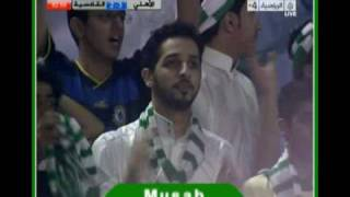 هدف الأهلي الثالث ضد القادسية من مسعد