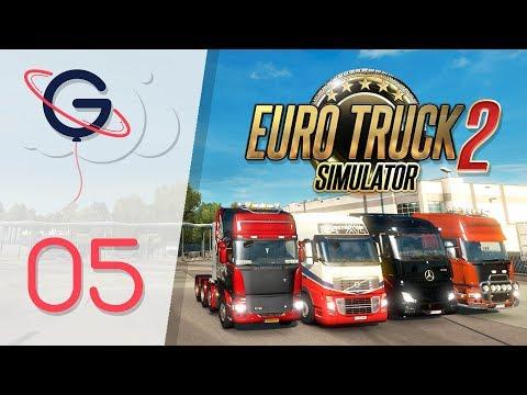 ETS 2 Multijoueur FR #5 : Heavy Cargo Pack | Une Nouvelle Team !