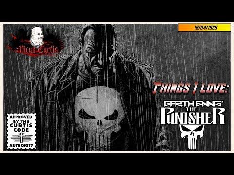 Things I love: Garth Ennis' Punisher