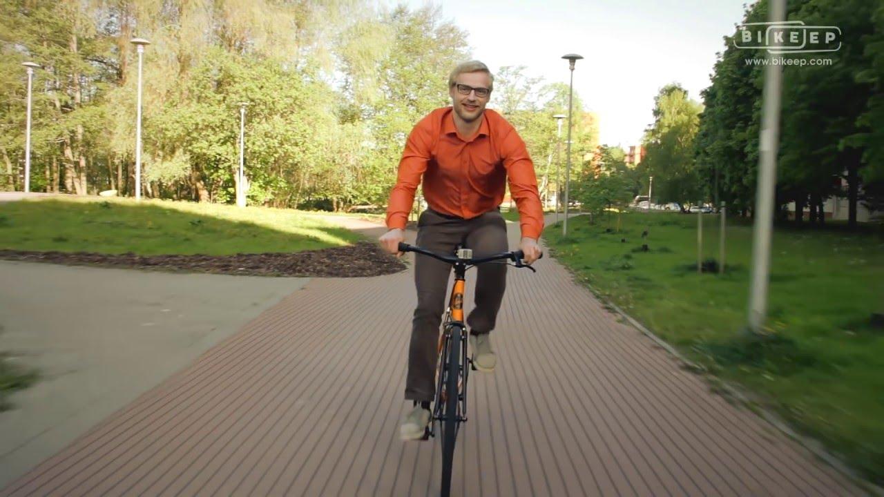 Bikeep - Smart commercial bike racks