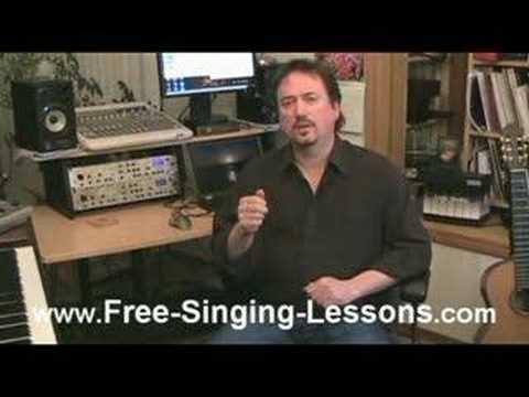 Free Singing Lessons