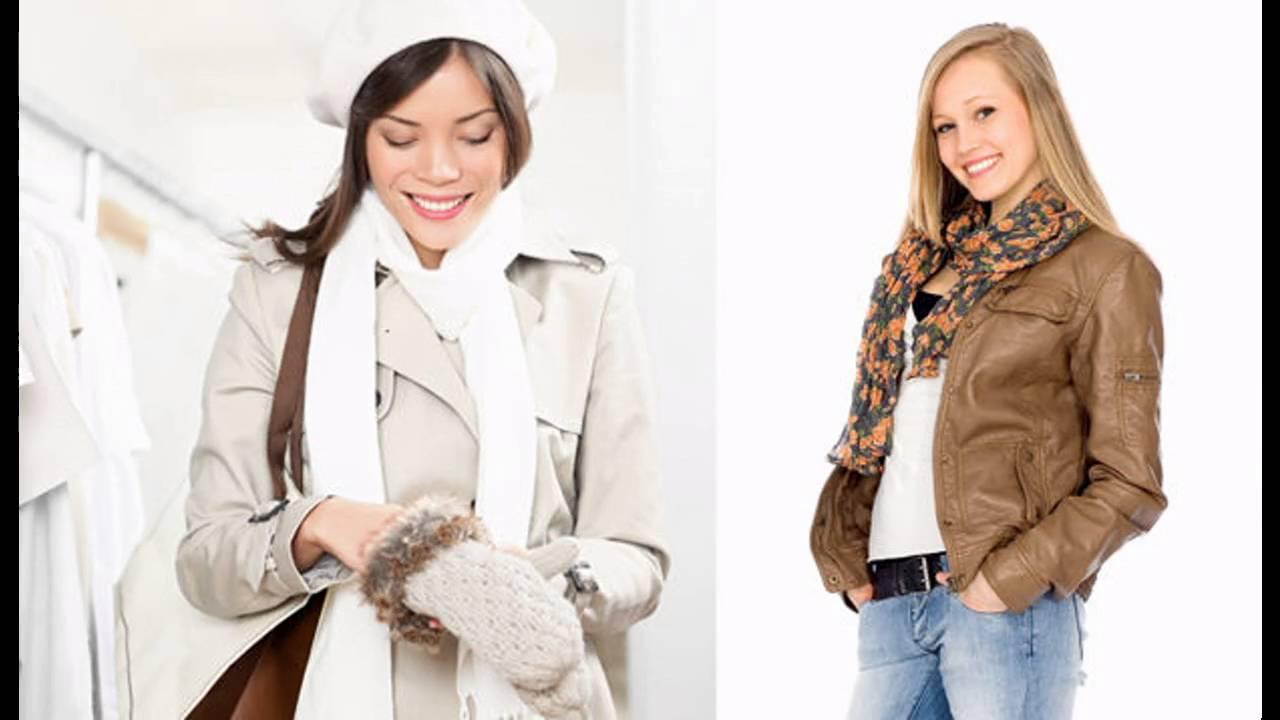 outfits para clima frio para mujer - YouTube