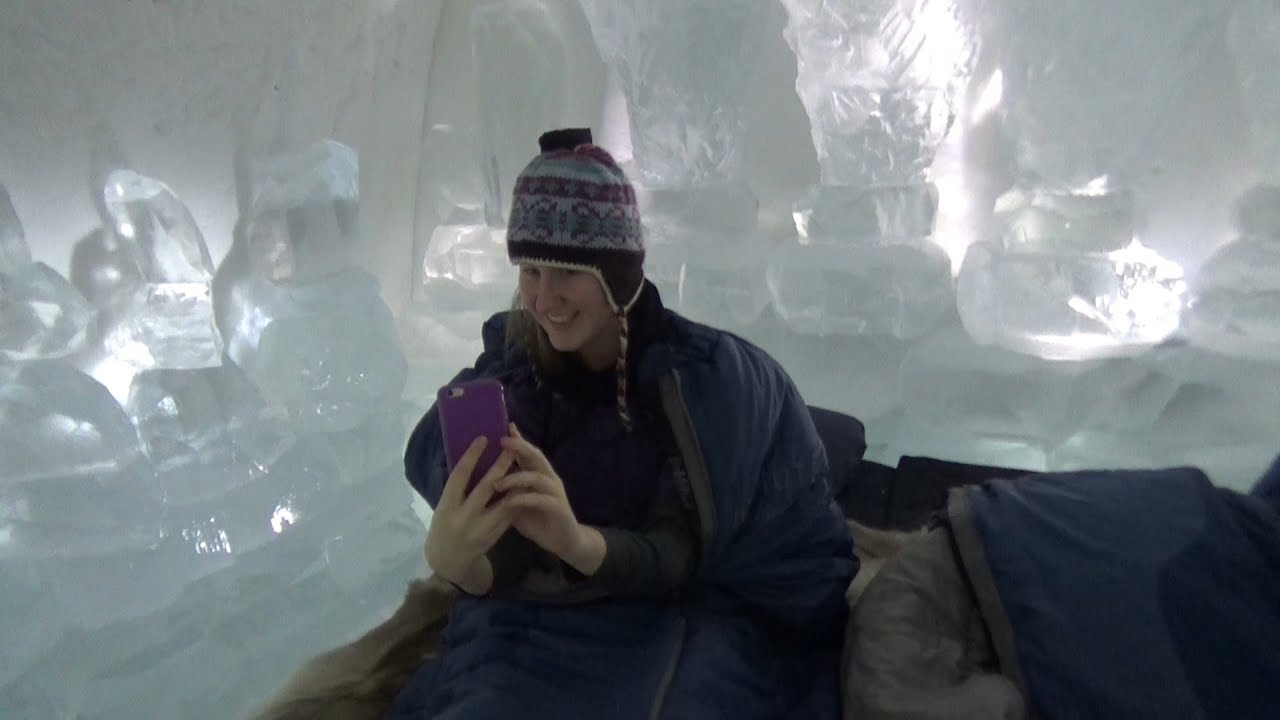 Our Visit To The Ice Hotel In Kiruna Sweden Discover World You