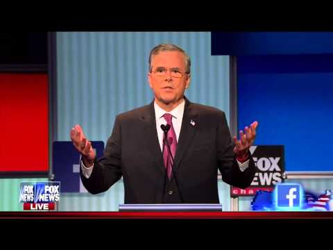 Cleveland Debate | Jeb Bush