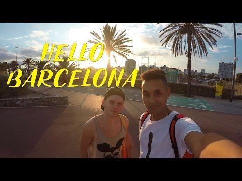 TRIP: HELLO BARCELONA