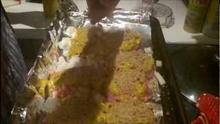 Day 764 - Lemon-mustard-roasted Garlic Chicken