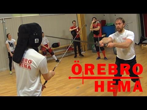 HEMA by Gladiatores - YouTube