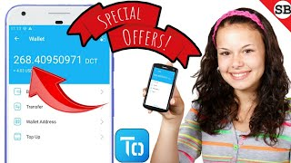 How to Get Unlimited DCT on Totalk App | Free Mobile Recharge System