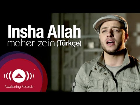 Maher Zain - İnşallah (Türkçe) | Insha Allah (Turkish) | Official Music Video