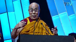 His Holiness the Dalai Lama's talk on