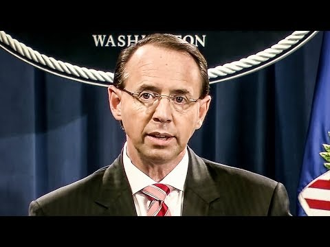 Angry Republicans Want To Impeach Rod Rosenstein After Latest Mueller Indictments
