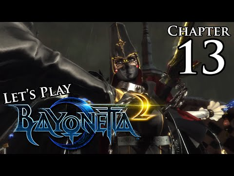 Bayonetta 2 [Ch.13] Vigrid, City of Deja Vu