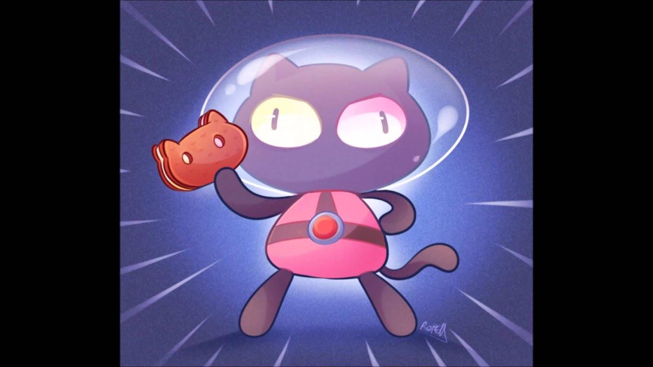 Steven Universe Cookie Cat Theme