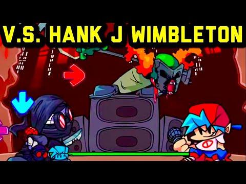 Download Friday Night Funkin' - V.S. Hank J. Wimbleton [Accelerant] - Madness Combat [HARD] [FNF MODS]