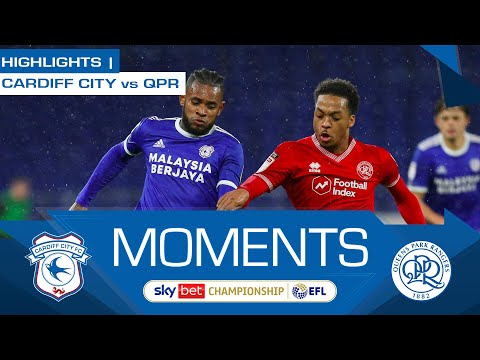 Cardiff QPR Goals And Highlights