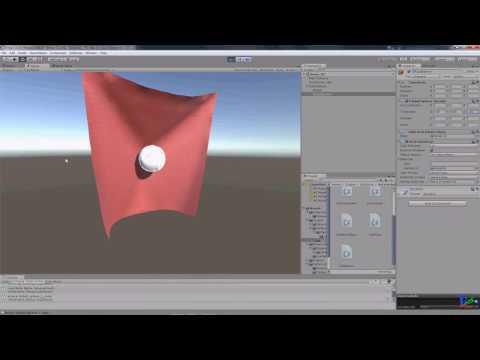 SOFA – SOFA as Unity3D physics engine