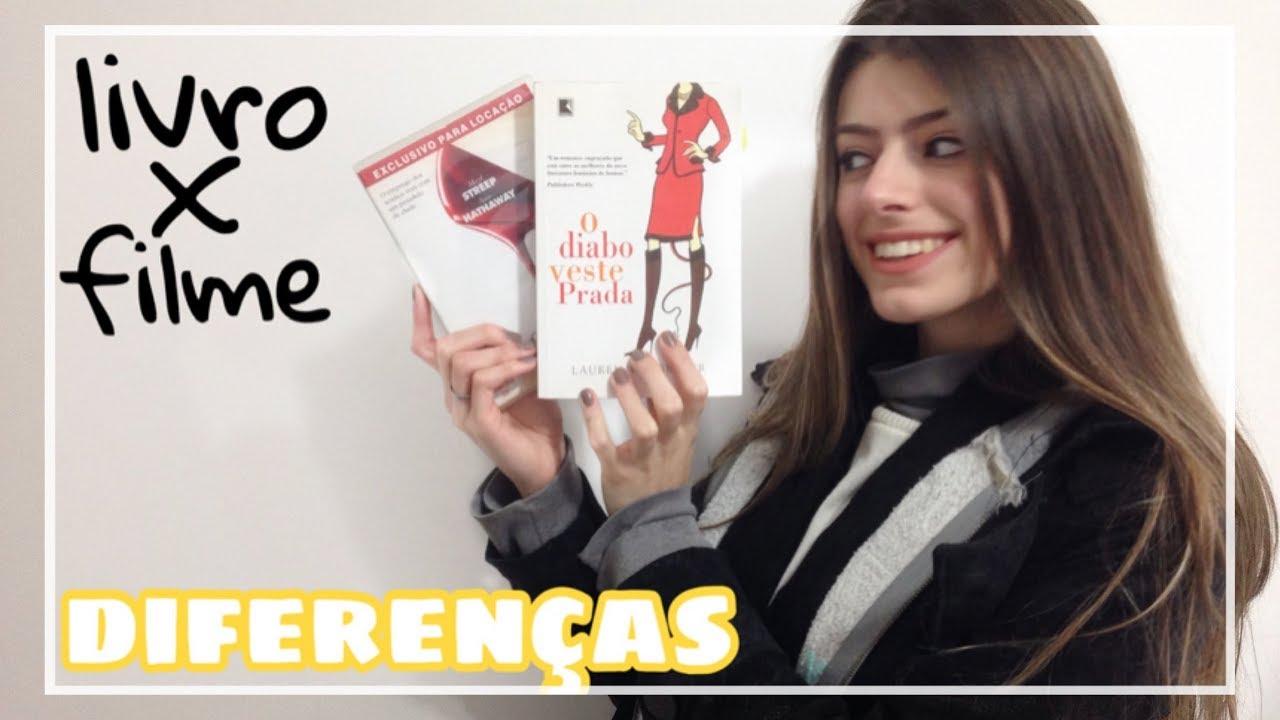 Download O Diabo Veste Prada I Filme VS Livro