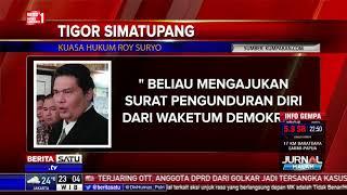 Roy Suryo Mundur dari Jabatan Waketum Demokrat