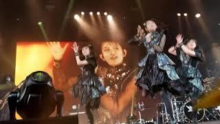 Babymetal playing PA PA YA at the Fillmore in Philadelphia #BABYMET...