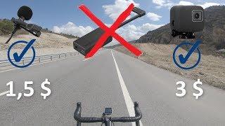 GoPro WindSlayer ve Yaka Mikrofonunu Bisiklet Üzerinde Test Ettim