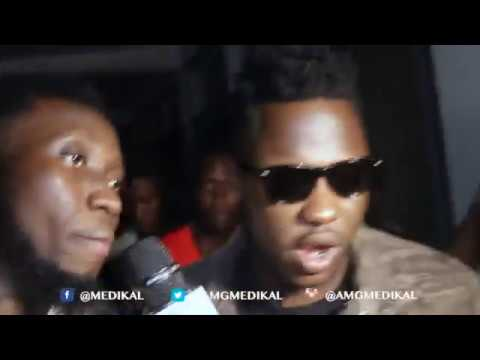 Medikal - Performance at Ghana Telecom University (GTUC)