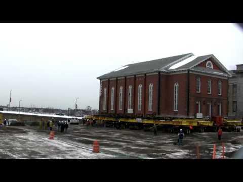 Church Move, Salem MA