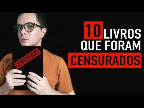 10 livros que foram censurados e você não sabia! | Christian Assunção
