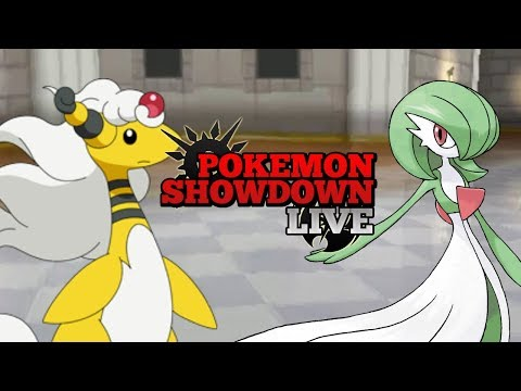 Mega Sceptile Suspect Test! Pokémon Showdown Live | Ultra Sun & Moon #33 [RU]