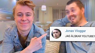 Jag hittade Sveriges största Youtube-fan (Jonas Vloggar)