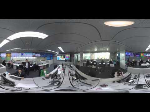 360 tour Nestle HQ Digital Acceleration Consumer Engagement Centre