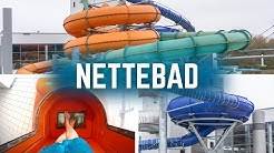 Alle Rutschen im Nettebad Osnabrück | All Water Slides Onride (2016 Version)